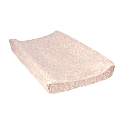 Waverly Baby by Trend Lab Rosewater Glam Changing Pad Cover