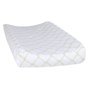 Waverly Baby by Trend Lab Seafoam Changing Pad Cover