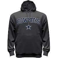 Big & Tall Majestic Dallas Cowboys Pullover Hoodie