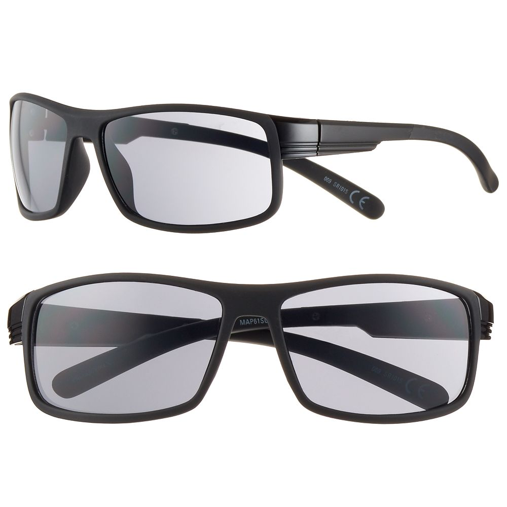a0f0a6d4a43 Men s Apt. 9® Polarized Matte Wrap Sunglasses