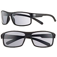 Men's Apt. 9® Polarized Matte Wrap Sunglasses