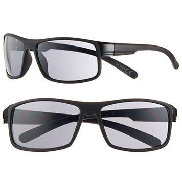 Men's Apt. 9® Polarized Matte Wrap Sunglasses