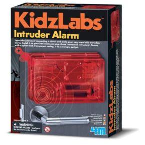 4M Kidz Labs Intruder Alarm Spy Gadget