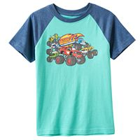 Boys 4-7 Blaze and the Monster Machines Blaze & Friends Graphic Tee