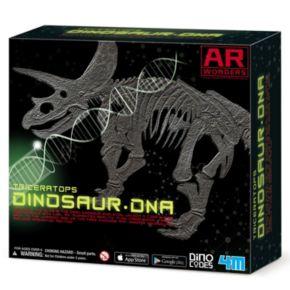 4M Triceratops Dinosaur DNA Skeleton Science Kit