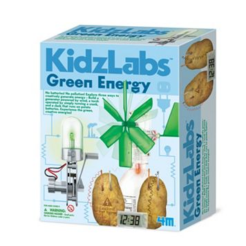 4M Green Energy Science Kit