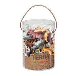 Terra Wild Animal Figures