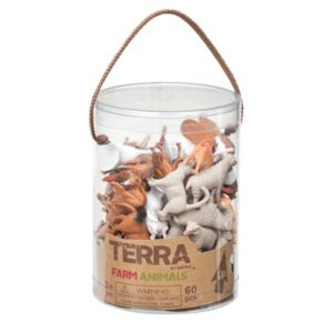 Terra Farm Animal Figures