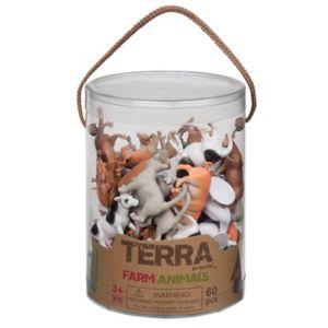 Terra Farm Animal Figures