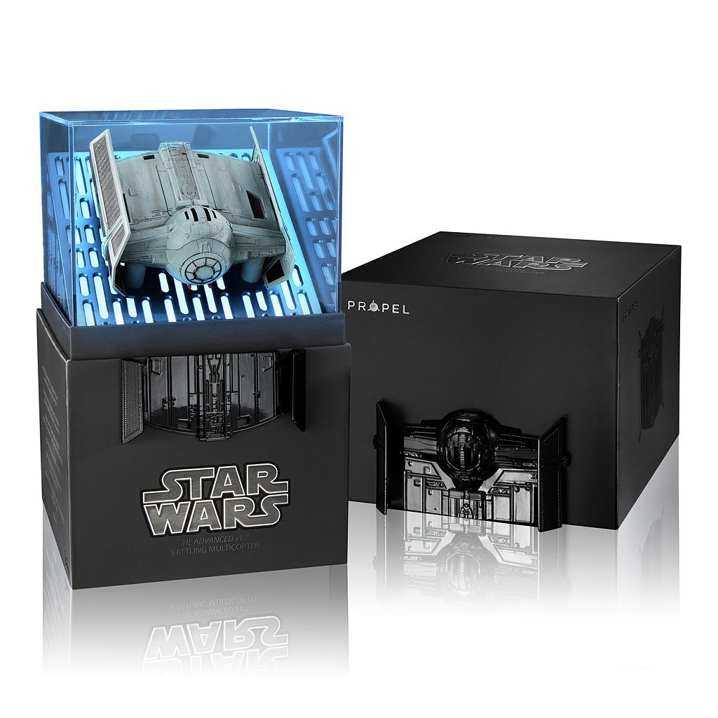 Star Wars Tie Advanced X1 Quadcopter by Propel