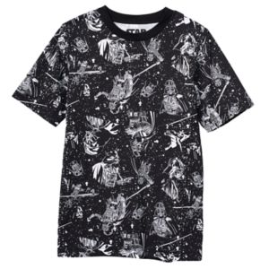 Boys 8-20 0 Star Wars Darth Vader Tee
