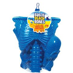 Toysmith Bag O' Beach Bones Sand Molds