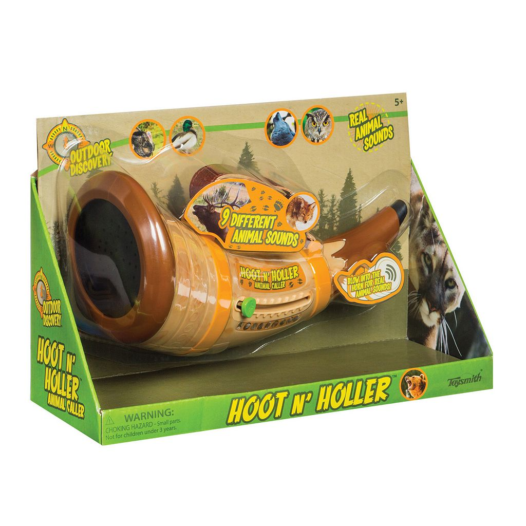 Toysmith Hoot N' Holler Animal Caller