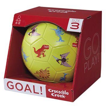 Crocodile Creek Dinosaur Size 3 Kids Soccer Ball