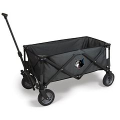 Picnic Time Minnesota Timberwolves Adventure Folding Utility Wagon