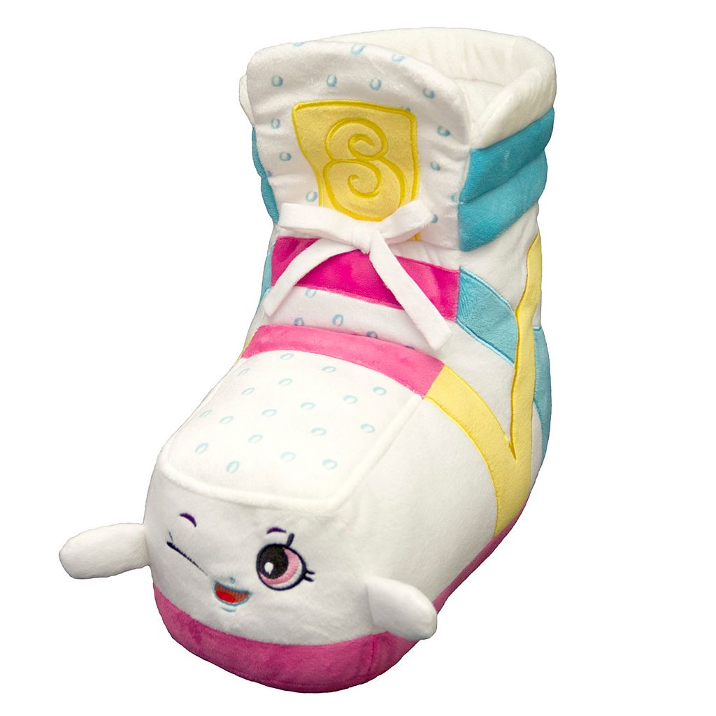 Shopkins Sneaky Wedge Cuddle Pillow