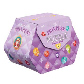 Crocodile Creek Little Princess Double Fun 48-pc. Jigsaw Puzzle