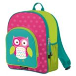 Crocodile Creek Eco Kids Owl School Backpack