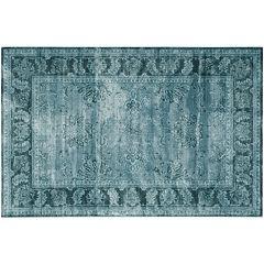 Safavieh Vintage Raha Framed Floral Rug