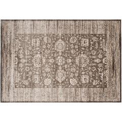 Safavieh Vintage Kashan Framed Floral Rug