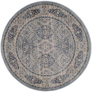 Safavieh Vintage Qhum Framed Floral Rug