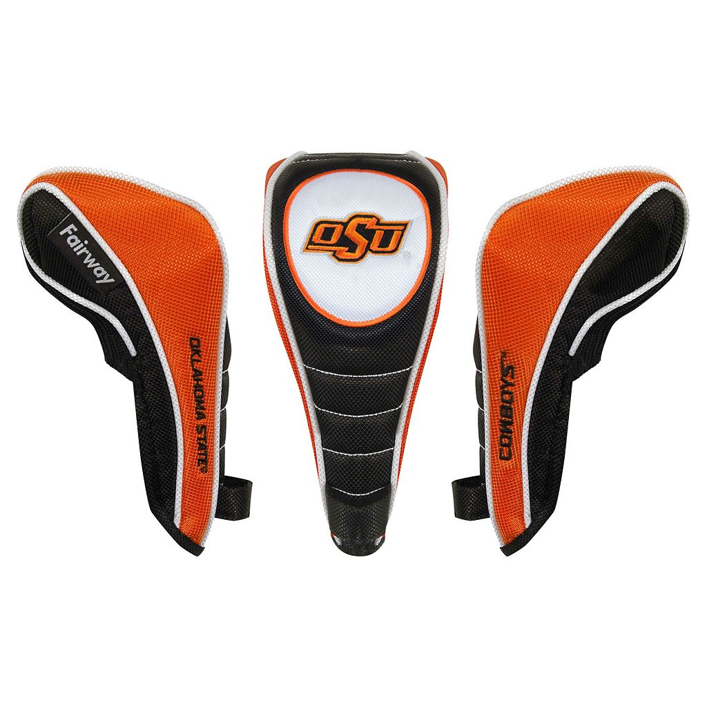 Team Effort Oklahoma State Cowboys Shaft Gripper Fairway Head Cover