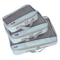 American Flyer Meander 3-Piece Packing Cube Set