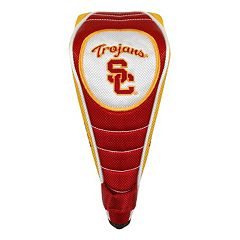 Team Effort USC Trojans Shaft Gripper Fairway Head Cover