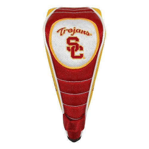 Team Effort USC Trojans Shaft Gripper Fairway Head Cover