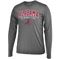 Men's Campus Heritage Alabama Crimson Tide Long-Sleeved Tee