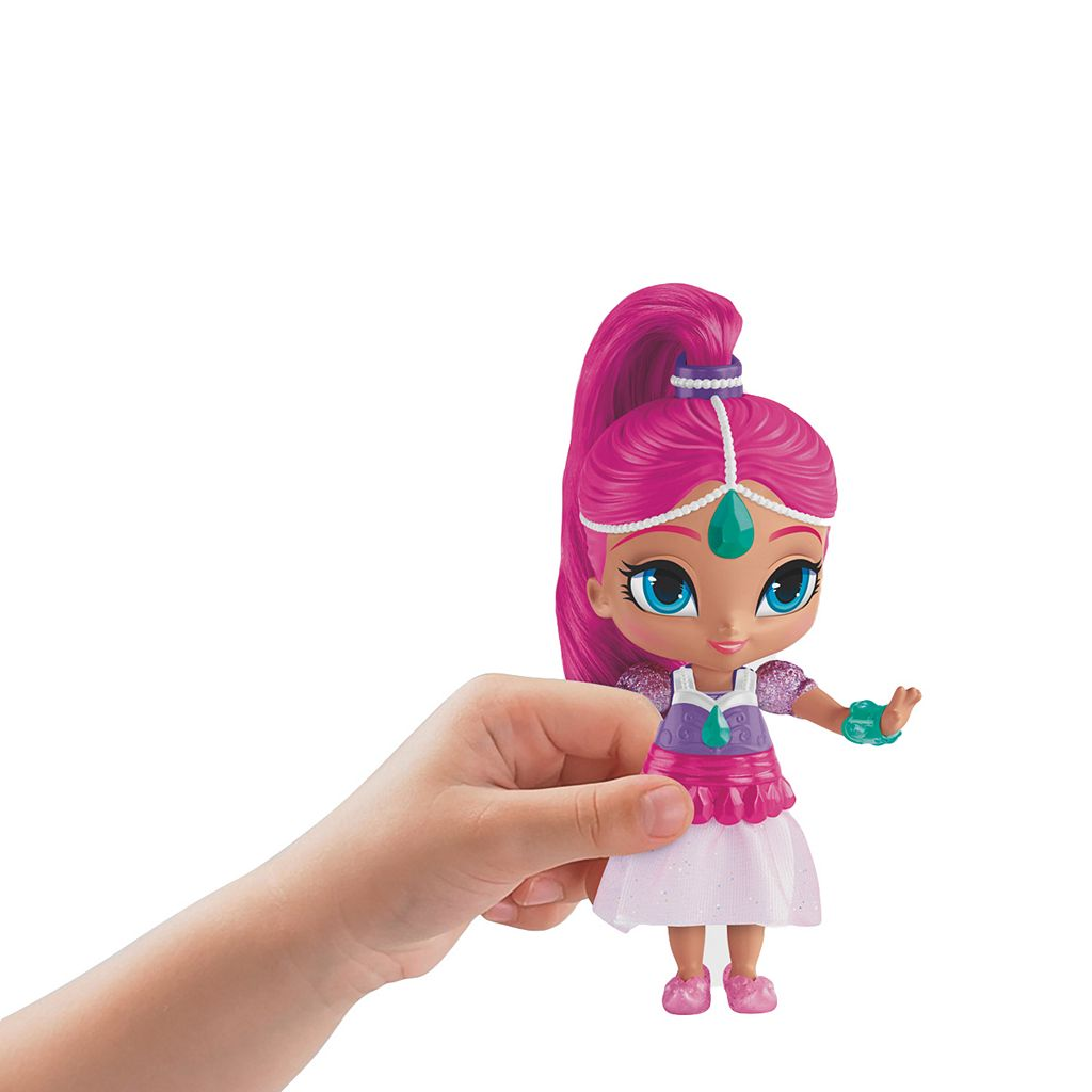Shimmer & Shine Magic Dress Shimmer Figure by Fisher-Price