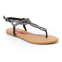 Unionbay Swirl Women's Slingback Sandals