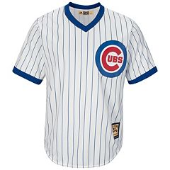 Big & Tall Majestic Chicago Cubs Cooperstown Collection Cool Base Replica MLB Jersey