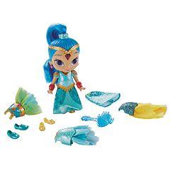 Shimmer & Shine Magic Dress Shine Figure by Fisher-Price