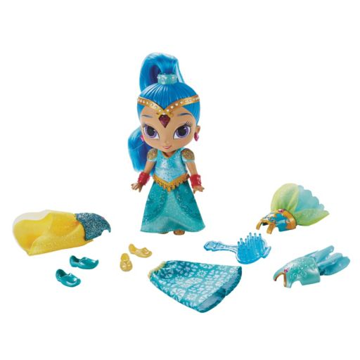 Shimmer & Shine Magic Dress Shine Figure by Fisher-Price