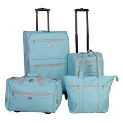 American Flyer Perfect 4-Piece Luggage Set