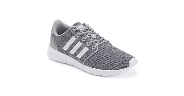 Adidas Dark Grey Shoes With White Bottom