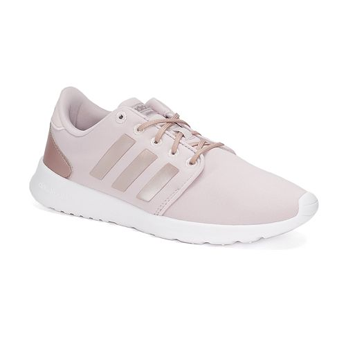 adidas cloudfoam racer trainers women