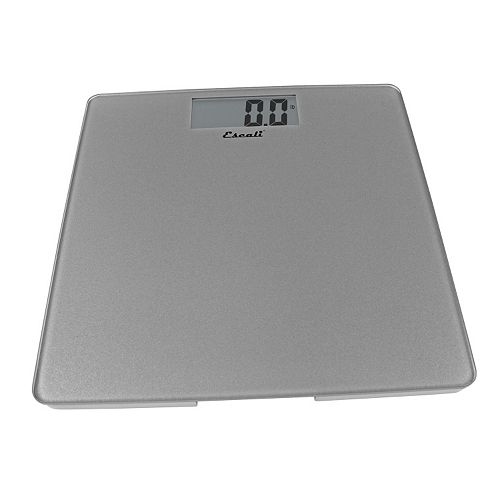 Escali Glass Bathroom Scale