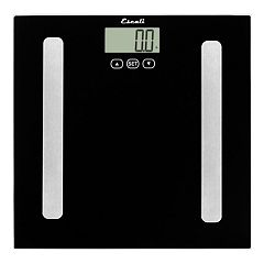 Escali Body Analyzing Bathroom Scale