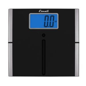 Escali Ultra Slim Easy Read Body Scale
