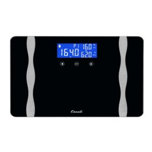 Escali Wide Body Composition Scale