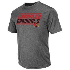 Men's Campus Heritage Louisville Cardinals Short-Sleeved Tee