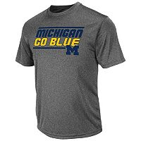Men's Campus Heritage Michigan Wolverines Short-Sleeved Tee