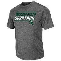 Men's Campus Heritage Michigan State Spartans Short-Sleeved Tee