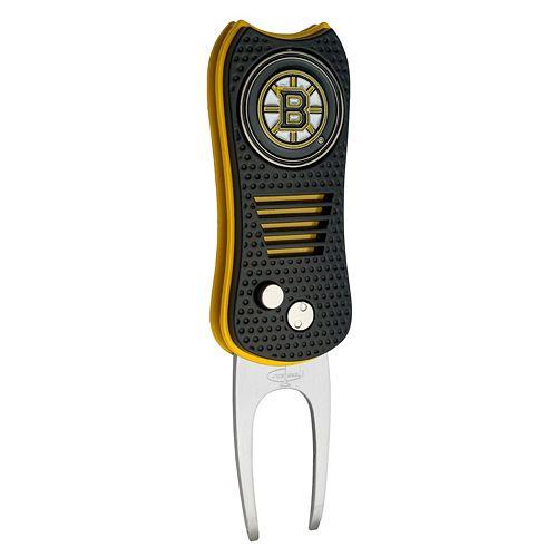 Team Golf Boston Bruins Switchfix Divot Repair Tool