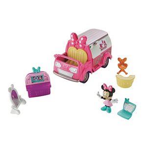Disney's Minnie Mouse Minnie's Happy Helpers Van by Fisher-Price