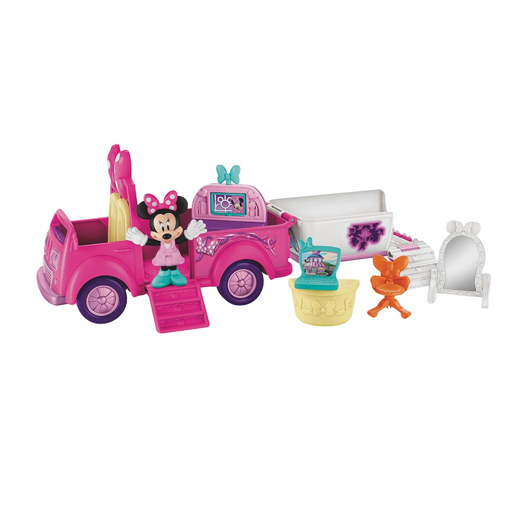 Disney's Minnie Mouse Minnie's Happy Helpers Van by Fisher-Price