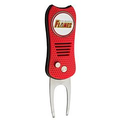 Team Golf Calgary Flames Switchfix Divot Repair Tool