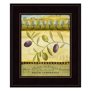 Olive Grove Puglia Framed Wall Art